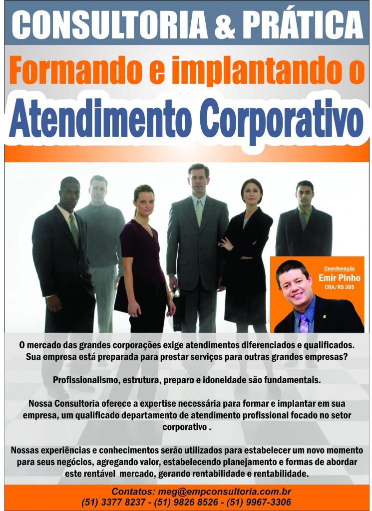 Formando um Atendimento Corporativo Profissional em sua empresa, com Emir Pinho.