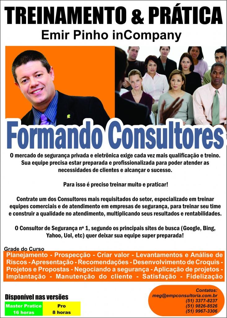 TREINAMENTO & PRÁTICA: Formando Consultores de Segurança