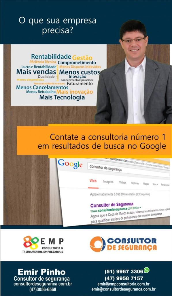 Contrate a Consultoria número 1 em relevância, segundo o Google